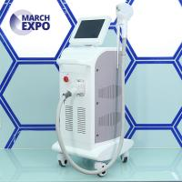 Quality portable 808nm diode laser / diode laser hair removal / hair removal speed 808 for sale