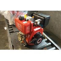 Quality High Efficient Single Cylinder Air Cooled Diesel Engine For Boats /  Water Pumping for sale