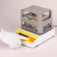 Quality 300g Precious Metal Tester / Water Gold Testing Machine 3000g/0.01g Percentage for sale