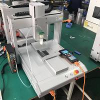 Buy cheap Benchtop Epoxy Dispensing Machine Carbon Steel 3 Axis Automatic Easy Operation from wholesalers