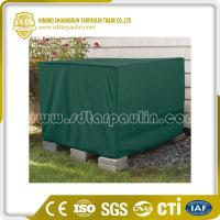 Quality High Waterproof Pallet Cover Polyester Tarps for sale
