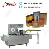 Quality Automatic Compact Cellophane Packaging Machine,Hot Selling Box Wrapping Machine For Sale for sale