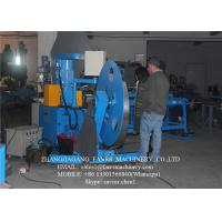 Quality PLC Air Spiral Tube Forming Machine , Ventilating Duct Making Machine for sale