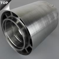 Buy cheap Stellite 6 High Shear Rotor Stator Mixer Great Wear Resistance Silver Color from wholesalers