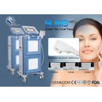 Quality High Intensity Focused Ultrasound Face Lifting Hifu Machine With 3 Imported Cartridge for sale