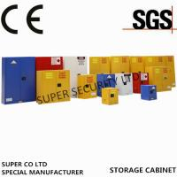 Chemistry Chemical Storage Cabinets / Flammable Storage Cabinets