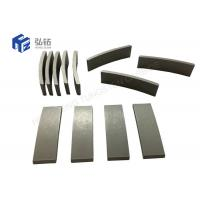 Quality Durable Tungsten Carbide Flats Plate , Carbide Plate Stock For Soil Preparation Spare Parts for sale