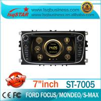 Quality Car DVD Players Ford DVD GPS And DVD Play Dual Zone for sale