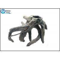 Buy Eco-friendly Resin Tree Stump Ornaments For Aquariums Decoration at wholesale prices