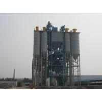 Buy 0.5 ~ 0.6 Mixer Load Factor Dry Mortar Mixing Plant , 1.5T Proportion Mortar Mixer Machine at wholesale prices