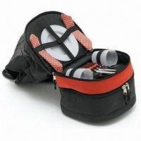 Quality Picnic ware supplier, black and orange for sale