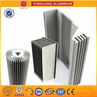 Quality Heat Broke Aluminum Frame Profiles Sound Insulation Impact Resistance for sale