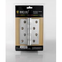 Buy Yellow Door Accessory Hardware Bi Fold Gate Hinges 8 Fixing Screws Easy Installation at wholesale prices