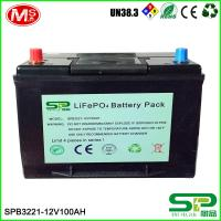 China Long cycle life rechargeable lithium ion battery for solar storage system on sale