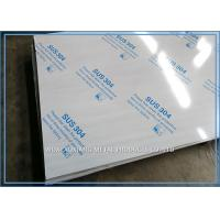 Buy ASTM A240 Cold Rolled Stainless Steel Sheet  / 0.3 - 6mm 304 SS Plate at wholesale prices