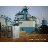 Buy Intermittent Compulsory Method Drum Mix Asphalt Plant , 260KW Power Asphalt Machinery For Road Construction at wholesale prices