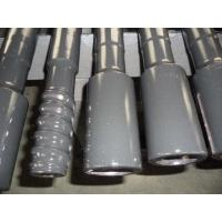 Quality Hex And Round Shape Threaded Drill Rod For Rock Drill , Tungsten Carbide Material for sale