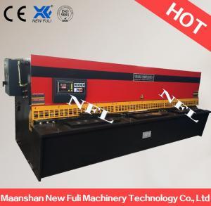 Quality QC11Y shear machine, hydraulic shear machine, guillotine shearing machine for sale