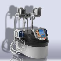 Quality Velashape 650nm Laser Lipo Machine Portable With RF Cavitation Cryolipolysis for sale