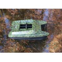 Quality DEVICT bait boat bait boat fish finder  shuttle bait boat DEVC-308 camouflage for sale