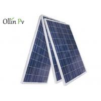 Quality 12V Battery Polycrystalline Solar Panel Wind Resistance For Street Light System for sale