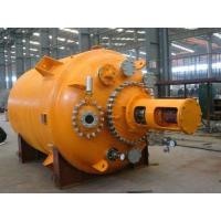 China Glass Lined Reactor on sale