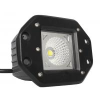 Quality Off Road Cars LED Light Pods 15W Power  Spot / Flood Beam 1000 Lumen for sale