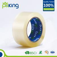 Quality competitive price bopp shipping tape for box packing for sale