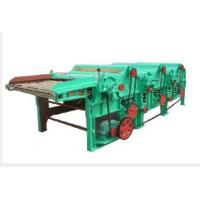 Quality Three Roller Textile Waste Cleaning Machine for sale
