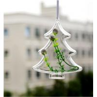 Quality empty christmas tree wedding decoration plastic packaging for sale