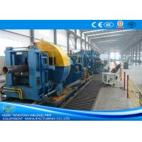 Quality CS325 Pipe Cutting Saw Milling Type , Orbital Cold Cutting Pipe Equipment 2 Blades for sale
