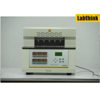 Quality Laboratory Heat Seal Tester With 5 Group Stations ASTM F2029 Standard for sale