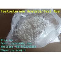 Quality Testosterone Acetate Test Ace Testosterone Steroid Powders CAS 1045-69-8 for sale