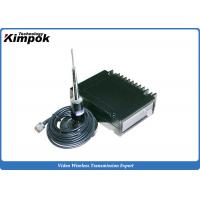Quality High Power 30W Wireless Data Radio FSK Modulation Long Distance RS232 / TTL for sale