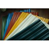 Quality DC51D+Z SGCC Hot Dip Galvanized Steel Sheet , GI / HDGI Corrugated Metal Roofing Sheets for sale