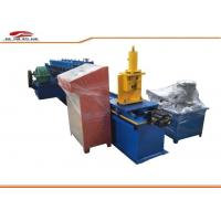 Quality Light Steel Keel Beam Purlin Roll Forming Machine Blue 7.5kw Power for sale
