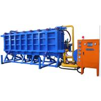 Quality High Productivity Automatic EPS Block Moulding Machine With Air Cooling System for sale