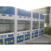 Quality High Level FRP Lab Fume Hood Designed For Laboratory Ventilation System Project for sale