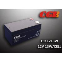 Buy 3.5AH Back Up Regulated Lead Acid Battery , Lightweight 12v Deep Cycle Battery at wholesale prices