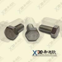 China Super duplex S32760/F55 stainless steel hardware hex bolt on sale