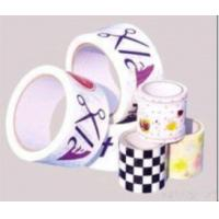 China Printed Bopp Tape on sale