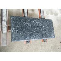 Quality Indoor Natural Stone Tile Blue Pearl Granite Flooring Building Project Application for sale