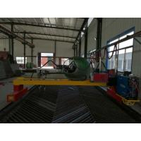 Quality Automated Stainless Steel Plasma Cutting Machine , Plasma Plate Cutting Machine for sale