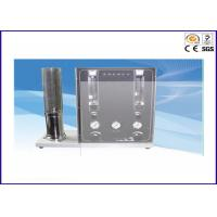 Quality High Precision Digital Lab Testing Equipment , Limited Oxygen Index Tester ASTM D2863 for sale