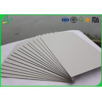 Quality High Stiffness Double Grey Board Paper 300gsm 350gsm Smooth Surface For Wine Box for sale