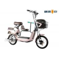 Quality Adult Electric Bike With Child Seat for sale