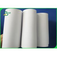 Quality 60gsm / 70gsm / 80gsm Uncoated White Paper In Reels For Excercise Book for sale
