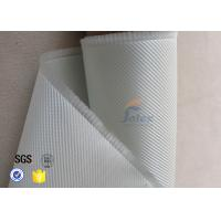 Quality 6oz 0.2mm Twill Weave E Glass Surfboard Boat Fiber Glass Cloth Fireproof for sale