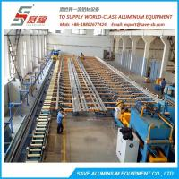Quality Aluminium Profile Run-Out Roller Table After Extrusion Press for sale