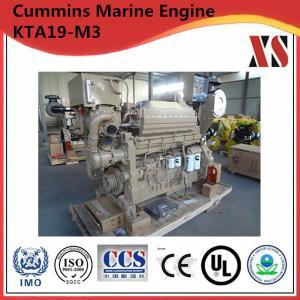 Quality Hot Sale! Cummins marine diesel engine KTA19-M3 for sale